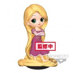 Disney: Q Posket Rapunzel Girlish A Normal Color Ver. non Scale PVC Statue-Copy