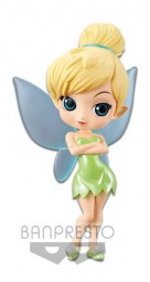 Disney: Q Posket Tinker Bell A Normal Color Ver. non Scale PVC Statue
