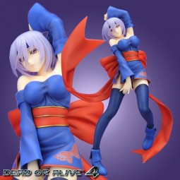 Dead Or Alive 4: Ayane 1/7 Scale PVC Statue