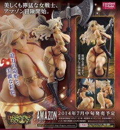 Dragon's Crown: Amazon 1/7 PVC Statue