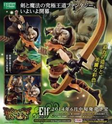Dragon's Crown: Elf 1/7 PVC Statue