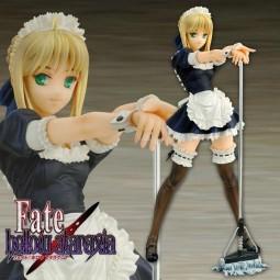 Fate/hollow ataraxia: Saber Maid Ver. 1/6 PVC Statue