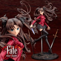 Fate/stay night: Rin Tohsaka -UNLIMITED BLADE WORKS- 1/7 PVC Statue