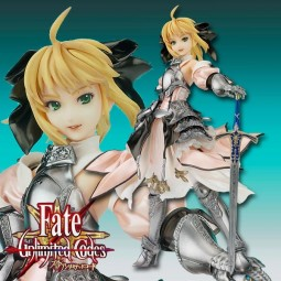 Fate/Unlimited Code: Saber Lily 1/8 PVC Statue