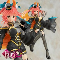 Fate/EXTRA CCC: Caster 1/8 Scale PVC Statue