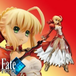 Fate/EXTRA: Saber Extra 1/6 Scale PVC Statue