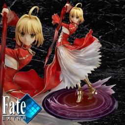 Fate/EXTRA: Saber 1/7 Scale PVC Statue