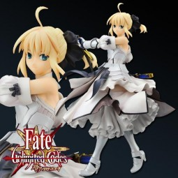 Fate/Unlimited Codes: Saber Lily 1/8 PVC Statue