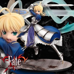 Fate/stay night: Saber Triumphant Excalibur 1/7 PVC Statue