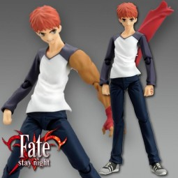 Fate/stay night: Shirou Emiya Normal clothes ver. - Figma
