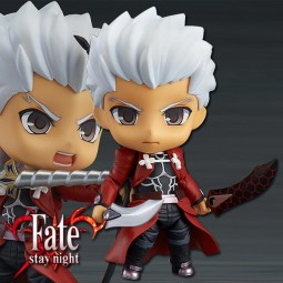 Fate/stay night: Nendoroid Archer Super Movable Edition