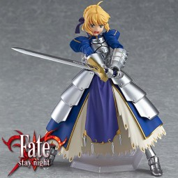 Fate/stay night: Saber 2.0 - Figma