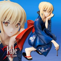 Fate/stay night: Saber Alter Yukata Ver. 1/8 Scale PVC Statue