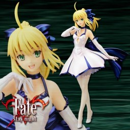 Fate/stay night: Saber Dress Code 1/7 Scale PVC Statue