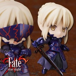 Fate/stay night: Nendoroid Saber Alter Super Movable Edition