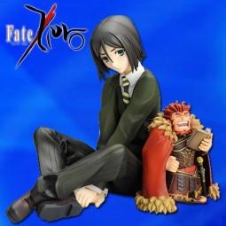 Fate/Zero: Twin Pack Waver Velvet & Mini Rider 1/8 Scale PVC Statue