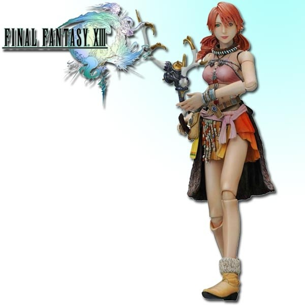 Final fantasy xiii play arts kai vanille final fantasy final fantasy xiii play arts kai vanille voltagebd Image collections
