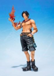 One Piece: Figuarts Zero Portgas D Ace 5th Anniversary Edition non Scale PVC Statue