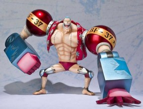 One Piece: Figuarts Zero Franky New World Ver. non Scale PVC Statue
