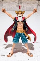 One Piece: Figuarts Zero Gladiator Lucy non Scale PVC Statue