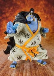 One Piece: Figuarts Zero Ritter der Meere Jinbei non Scale PVC Statue