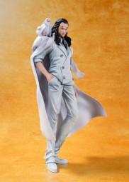 One Piece Gold: Figuarts Zero Rob Lucci non Scale PVC Statue