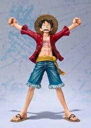 One Piece: Figuarts Zero Ruffy New World Ver. non Scale PVC Statue