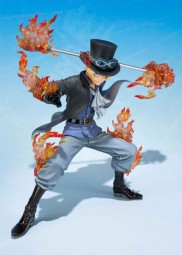 One Piece: Figuarts Zero Sabo 5th Anniversary Edition non Scale PVC Statue