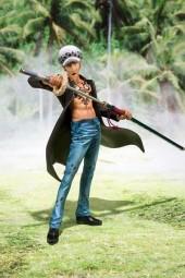 One Piece: Figuarts Zero Trafalgar Law Dressrosa non Scale PVC Statue