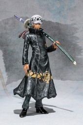 One Piece: Figuarts Zero Trafalger Law Seven Warriors non Scale PVC Statue