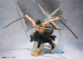 One Piece: Figuarts Zero Zoro Battle Ver. non Scale PVC Statue