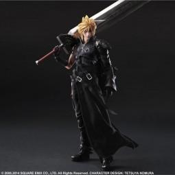 Final Fantasy VII - Advent Children Play Arts Kai Cloud Actionfigur