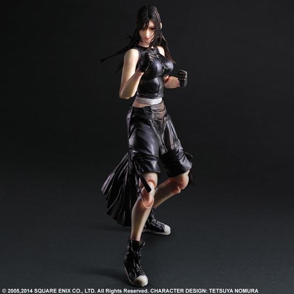 Final Fantasy Vii Advent Children Play Arts Kai Tifa Actionfigur