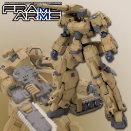Frame Arms - Type 32 Zennrai 1/100 Model-Kit