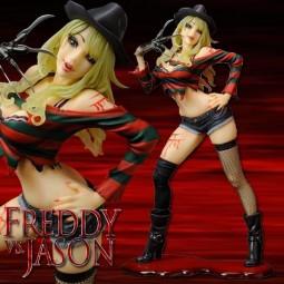 Freddy vs. Jason: Freddy Krueger 1/7 Scale PVC Statue