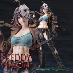 Freddy vs. Jason: Jason Voorhees 1/7 Scale PVC Statue