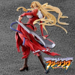 Freezing: Satellizer el Bridget Damage Ver. 1/4 Scale PVC Statue