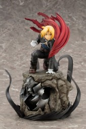 Fullmetal Alchemist Brotherhood: ARTFXJ Edward Elric DX Version 1/8 Scale PVC Statue