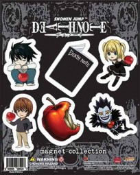 Death Note: Magnet Set