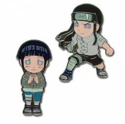 Pin Set Hinata & Neji