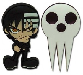 Pin Set Kid & Shinigami-sama