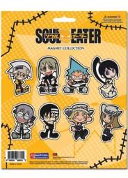 Soul Eater: Magnet Set