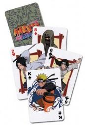 Naruto Shippuden: Spielkarten