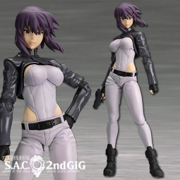 GHOST IN THE SHELL S.A.C: Motoko Kusanagi - Figma