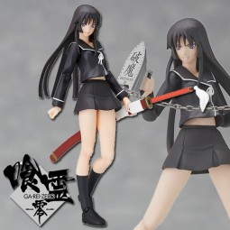 Ga-Rei-Zero: Yomi Isayama - Figma