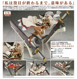 Guilty Gear Xrd -SIGN-: Ramlethal Valentine 1/8 Scale PVC Statue