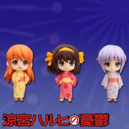 Suzumiya Haruhi: Nendoroid Petit Haruhi Summer Festival Set