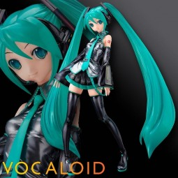 Vocaloid 2: CHARACTER VOCAL SERIES 01- Miku Hatsune 1/7 Scale PVC Statue