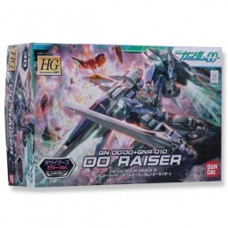Gundam 00 - HG 00 Raiser (00 Gundam + 0 Raiser) 1/144