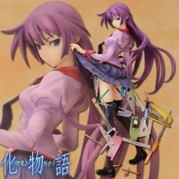 Bakemonogatari: Hitagi Senjougahara 1/8 Scale PVC Figure